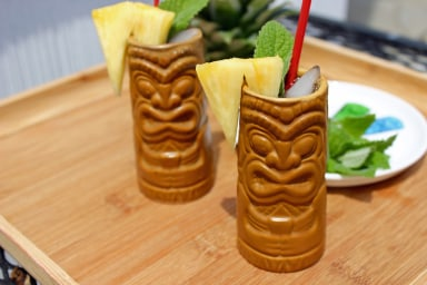Skinny Pina Colada Cocktail Recipe