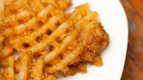 New McDonald's waffle fries