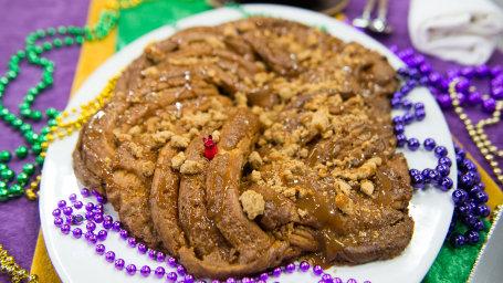 Modern Mardi Gras recipes: Updated jambalaya and babka king cake