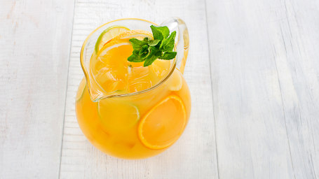 Ginger-Orange Mocktail