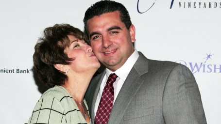 Cake Boss Buddy Valastro Book Launch