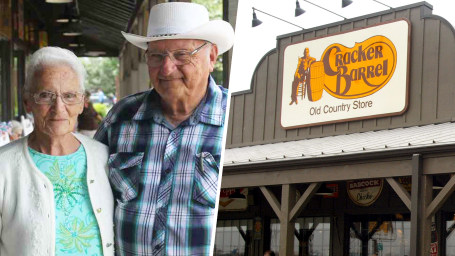 This Couple Has Visited Almost Every Single Cracker Barrel Location