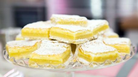 Elizabeth Chambers' Lemon Squares