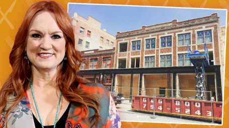 'Pioneer Woman' Ree Drummond is opening a hotel in Oklahoma