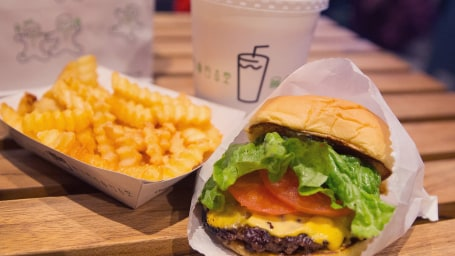 Image: Shake Shack Raises Prices For Upcoming IPO