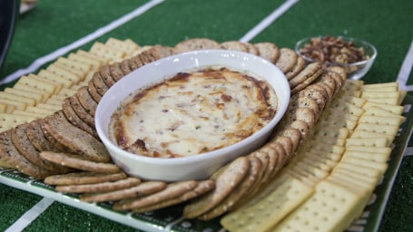 Elizabeth Heiskell's Blue Cheese and Bacon Dip