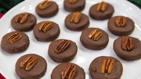 Elizabeth Heiskell's Turtle Ritz Cookie Crackers