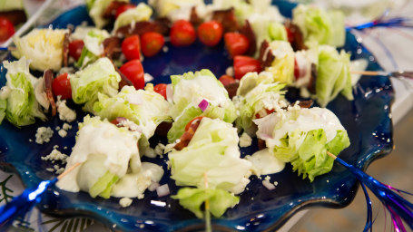 Elizabeth Heiskell makes New Year's Eve appetizers