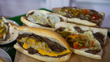 Gena Veno Cheesesteaks