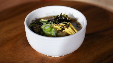 Judy Joo's New Years Rice Cake Soup