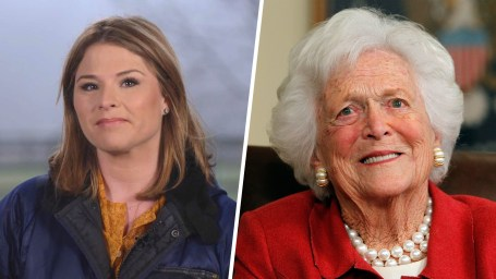 Image result for Jenna Bush Just Revealed Her Grandmother Barbara's Heartbreaking Final Words Before She Died