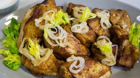 Lorena Garcia's Chicken Chicharrones