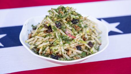 Sunny Anderson's apple slaw