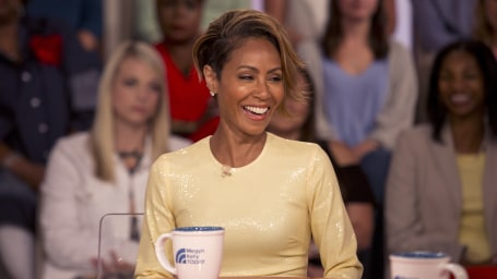 Actress Jada Pinkett Smith on Megyn Kelly TODAY