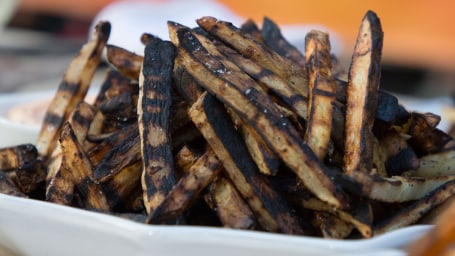 MARK BITTMAN GRILL FRIES