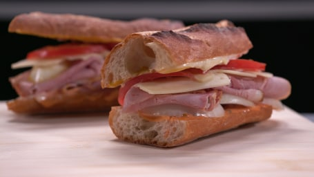 Richard 'Cheech' Marin's 'Jambon et Fromage' Sandwich - COLD CUTS with Al Roker