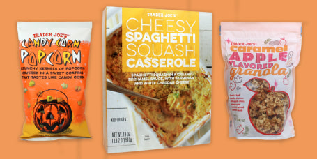 Trader Joe's Fall Foods