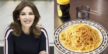 Nigella Lawson's Marmite Spaghetti