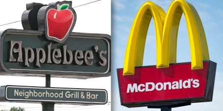 restaurants open on thanksgiving 2018, Applebee's thanksgiving 2018, McDonald's thanksgiving 2018