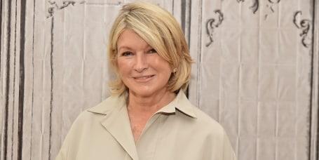 Martha Stewart fitness