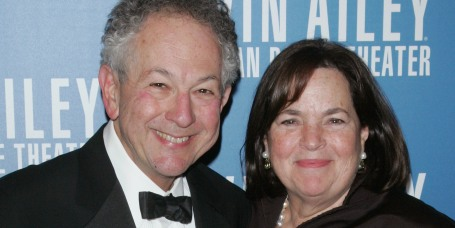 Jeffrey Garten and wife Ina Garten