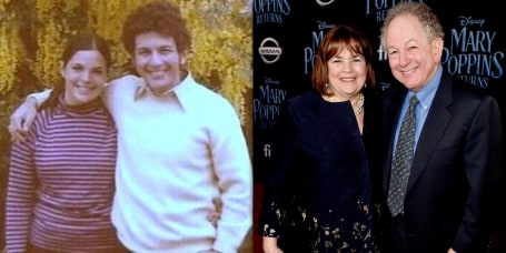 Ina Garten comments on her long marriage