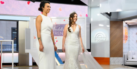 de3537d69b6 Real Weddings - TODAY.com