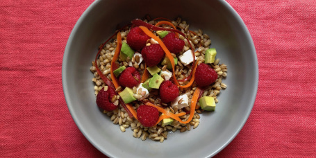 Barley Breakfast Bowl