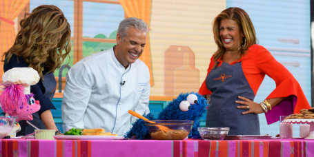 "ERIC RIPERT: Fish ""Fingers"" + Chocolate-Chip Cookies"