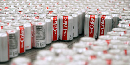 Swire Coca-Cola Co. Bottling Plant Ahead Of Earnings Figures