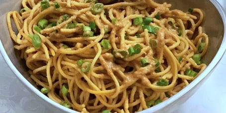 Joy Bauer's 5-Ingredient Cold Sesame Noodles