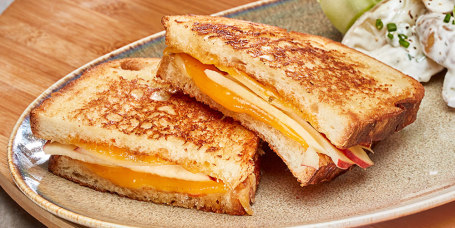 Big Apple Grilled Cheese Recipe