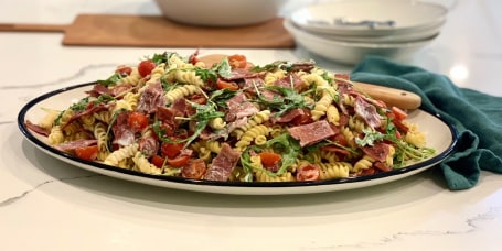 Joy Bauer's BLT Pasta Salad
