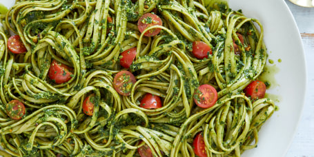 Joy Bauer's Pecan Pesto