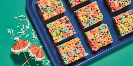 Christina Tosi's Coco Cabana Cereal Treats