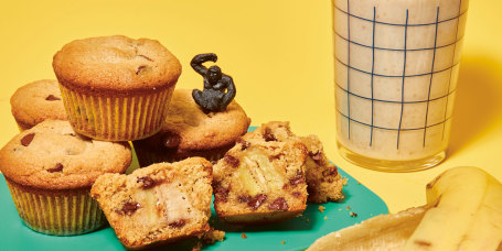 Christina Tosi's Monkey in the Middle Muffins