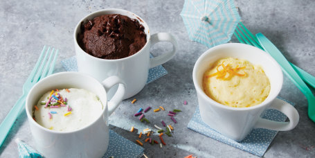 Yum Yum Chocolate Mug Cake