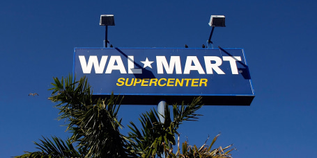 Wal Mart Bucks Retail Downward Trend And Post Increase In January Sales