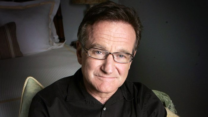 Roger Williams (actor) Image Robin Williams