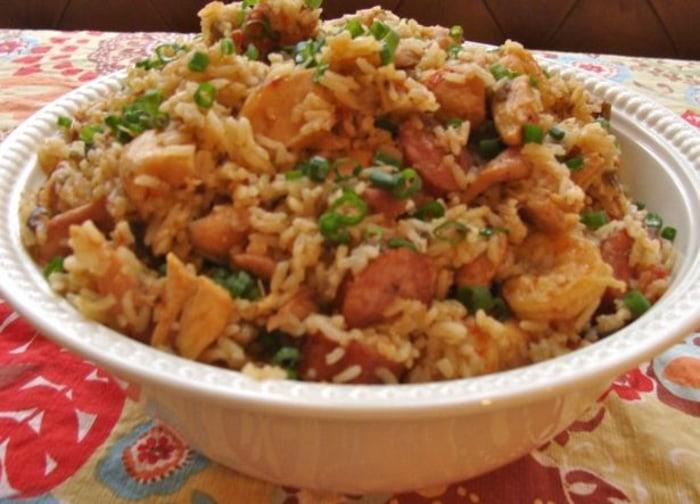 Get Spicy With Home Chef Winner S Cajun Jamblaya Today Com