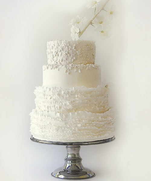 Vote For Your Favorite Cake Wedding Detail