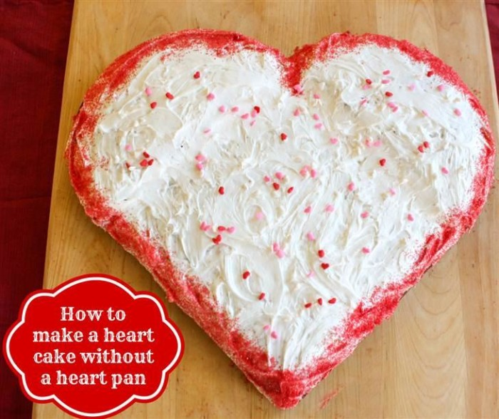 How To Make A Large Round Cake Without A Pan