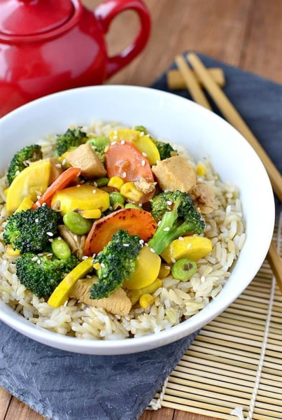 Wok on! 5 fast, easy and healthy stir-fry recipes you have to try...