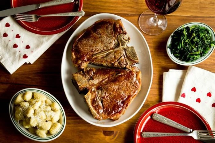 The 30 minute valentine 39 s day dinner recipes for a fast for Valentine day dinner recipe