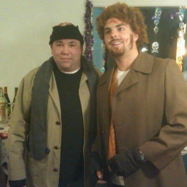 61 awesome last minute halloween costume ideas todaycom - Good Halloween Costumes For Big Guys