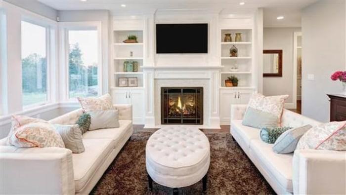 shutterstock big living rooms