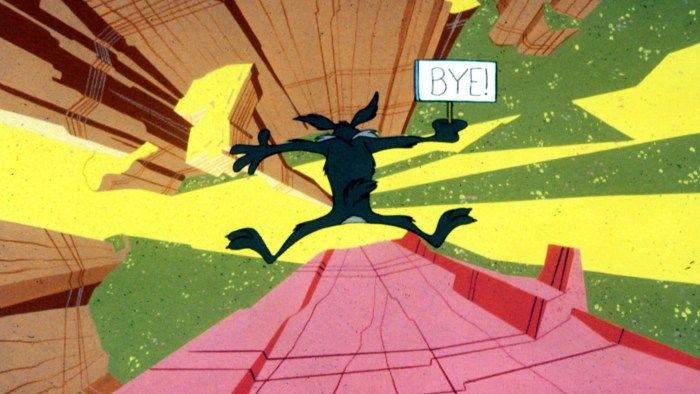 Beep cartoonist made sure road runner and coyote