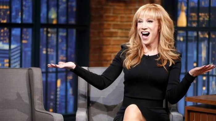 Kathy Griffin Fashion Police Episode Getty Images quot