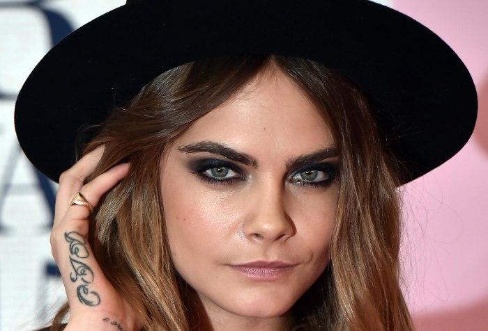 Image result for cara delevinge Eyebrow