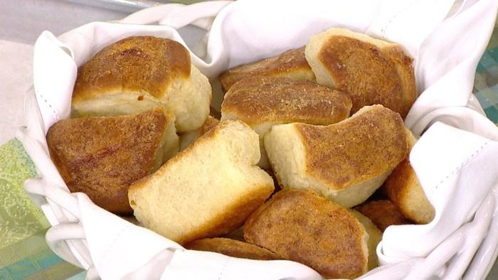 Al Roker's Easter recipes: Parker House rolls, peanut butter cake ...